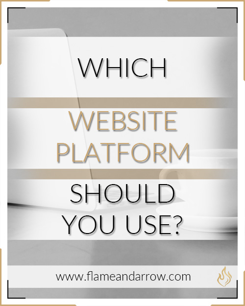 Which Website Platform Should You Use?