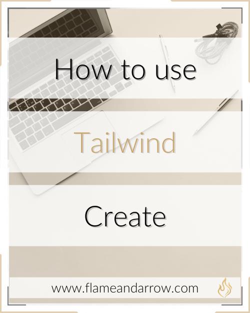Tailwind Create Video